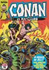 Cover for Conan el Bárbaro (Planeta DeAgostini, 1983 series) #5