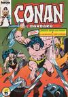 Cover for Conan el Bárbaro (Planeta DeAgostini, 1983 series) #7