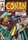 Cover for Conan el Bárbaro (Planeta DeAgostini, 1983 series) #8