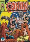Cover for Conan el Bárbaro (Planeta DeAgostini, 1983 series) #11
