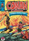 Cover for Conan el Bárbaro (Planeta DeAgostini, 1983 series) #17