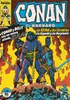 Cover for Conan el Bárbaro (Planeta DeAgostini, 1983 series) #18