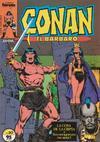 Cover for Conan el Bárbaro (Planeta DeAgostini, 1983 series) #20