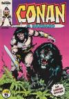 Cover for Conan el Bárbaro (Planeta DeAgostini, 1983 series) #22