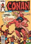 Cover for Conan el Bárbaro (Planeta DeAgostini, 1983 series) #28