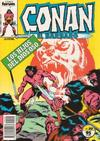 Cover for Conan el Bárbaro (Planeta DeAgostini, 1983 series) #29