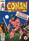 Cover for Conan el Bárbaro (Planeta DeAgostini, 1983 series) #30
