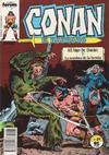 Cover for Conan el Bárbaro (Planeta DeAgostini, 1983 series) #31