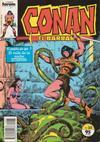 Cover for Conan el Bárbaro (Planeta DeAgostini, 1983 series) #33