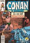 Cover for Conan el Bárbaro (Planeta DeAgostini, 1983 series) #34