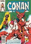 Cover for Conan el Bárbaro (Planeta DeAgostini, 1983 series) #37