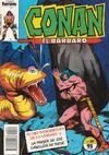 Cover for Conan el Bárbaro (Planeta DeAgostini, 1983 series) #39