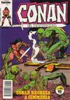 Cover for Conan el Bárbaro (Planeta DeAgostini, 1983 series) #40