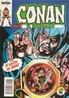 Cover for Conan el Bárbaro (Planeta DeAgostini, 1983 series) #42