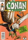 Cover for Conan el Bárbaro (Planeta DeAgostini, 1983 series) #43
