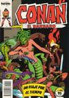 Cover for Conan el Bárbaro (Planeta DeAgostini, 1983 series) #44