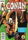 Cover for Conan el Bárbaro (Planeta DeAgostini, 1983 series) #45