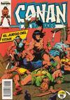 Cover for Conan el Bárbaro (Planeta DeAgostini, 1983 series) #46