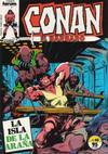 Cover for Conan el Bárbaro (Planeta DeAgostini, 1983 series) #48
