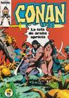 Cover for Conan el Bárbaro (Planeta DeAgostini, 1983 series) #49
