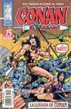 Cover for Conan el bárbaro (Planeta DeAgostini, 1998 series) #1