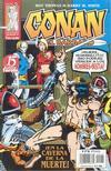 Cover for Conan el bárbaro (Planeta DeAgostini, 1998 series) #2