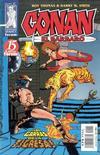 Cover for Conan el bárbaro (Planeta DeAgostini, 1998 series) #5