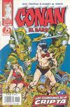 Cover for Conan el bárbaro (Planeta DeAgostini, 1998 series) #8