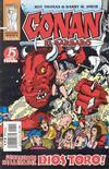 Cover for Conan el bárbaro (Planeta DeAgostini, 1998 series) #10