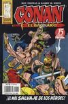 Cover for Conan el Bárbaro (Planeta DeAgostini, 1998 series) #12