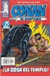 Cover for Conan el Bárbaro (Planeta DeAgostini, 1998 series) #18