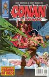 Cover for Conan el bárbaro (Planeta DeAgostini, 1998 series) #37