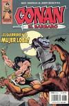 Cover for Conan el bárbaro (Planeta DeAgostini, 1998 series) #38