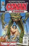 Cover for Conan el Bárbaro (Planeta DeAgostini, 1998 series) #44