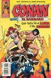 Cover for Conan el bárbaro (Planeta DeAgostini, 1998 series) #45