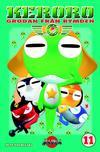 Cover for Keroro: Grodan från rymden (Bonnier Carlsen, 2005 series) #11