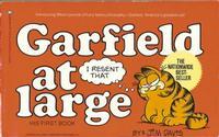 Cover Thumbnail for Garfield (Random House, 1980 series) #1 - Garfield at Large