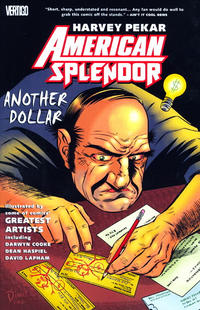 Cover Thumbnail for American Splendor: Another Dollar (DC, 2009 series)