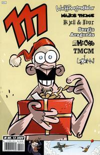 Cover Thumbnail for M (Bladkompaniet / Schibsted, 2006 series) #12/2009