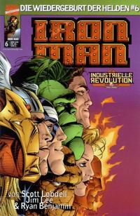 Cover Thumbnail for Iron Man (Panini Deutschland, 1999 series) #6