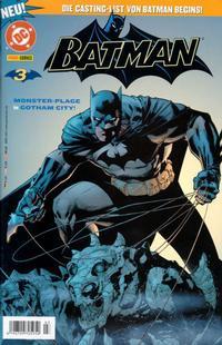Cover Thumbnail for Batman (Panini Deutschland, 2004 series) #3
