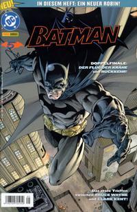 Cover Thumbnail for Batman (Panini Deutschland, 2005 series) #5