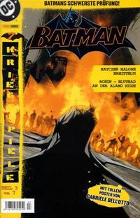 Cover Thumbnail for Batman (Panini Deutschland, 2005 series) #7
