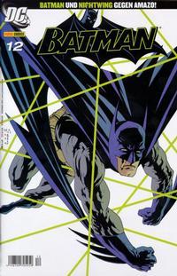 Cover Thumbnail for Batman (Panini Deutschland, 2005 series) #12