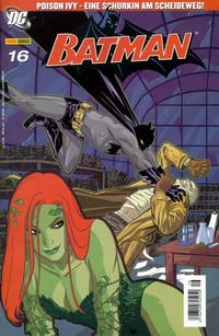 Cover Thumbnail for Batman (Panini Deutschland, 2005 series) #16