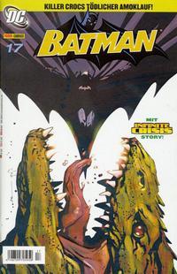 Cover Thumbnail for Batman (Panini Deutschland, 2005 series) #17