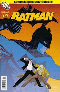 Cover Thumbnail for Batman (Panini Deutschland, 2004 series) #19