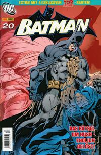 Cover Thumbnail for Batman (Panini Deutschland, 2005 series) #20