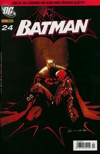 Cover Thumbnail for Batman (Panini Deutschland, 2004 series) #24