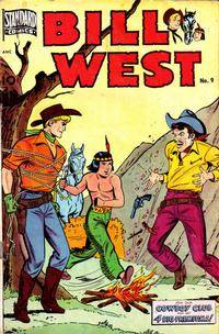 Cover Thumbnail for Bill West (Pines, 1951 series) #9